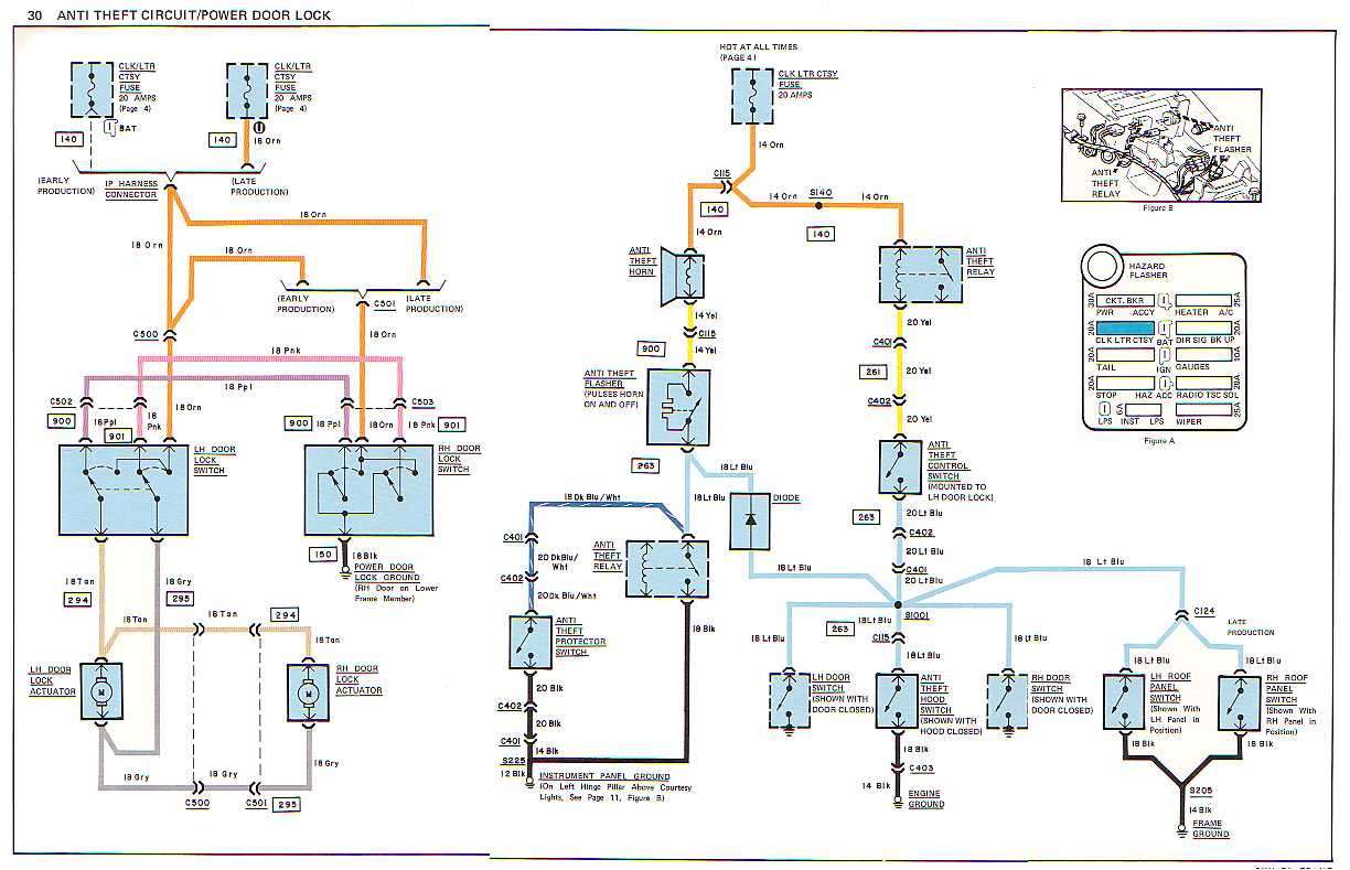 79 corvette door wiring diagram 79 corvette headlight